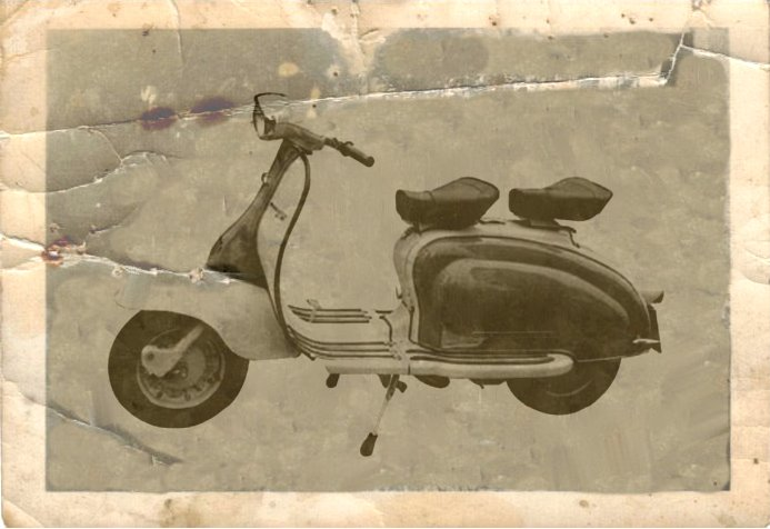 1959 Lambretta scooter Series 2